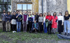 Few news from Tallinn: First collaborative meeting last August